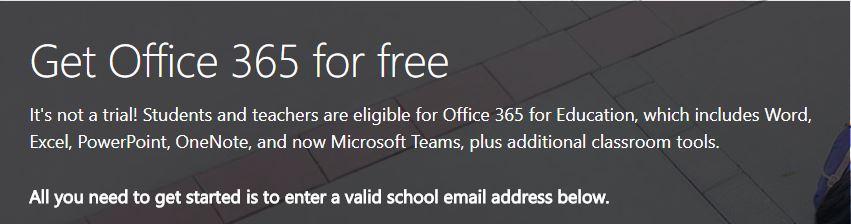 freeOffice365